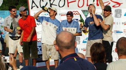 Acrofolies 2005 Synchro Podium