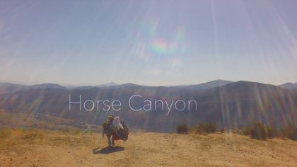Horse Canyon Training Day