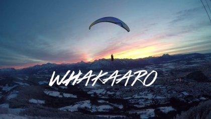 whakaaro - Speedriding / Paragliding