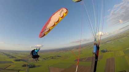 Acro Paragliding 2015 - Cat Acro Team