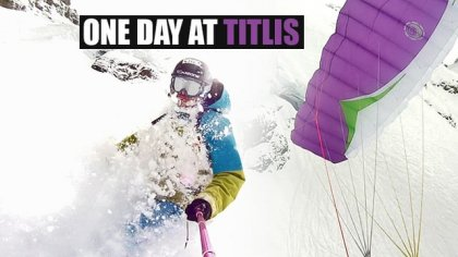 One day at Titlis (Engelberg)