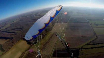 Acro Paragliding Charente 2016