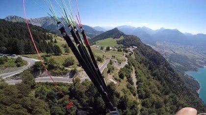 World Paragliding Aerobatics Championships - Annecy