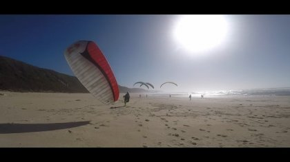Spin with Sonic16 - Wagas Paragliding Portugal