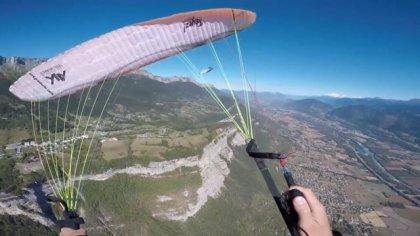 Summer acro paragliding trip | Luke de Weert