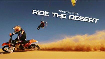 Tunisian duel : ride the desert