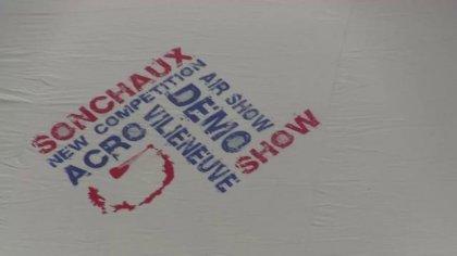 Sonchaux Acro Show 2012