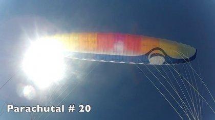 Parachutal Practice
