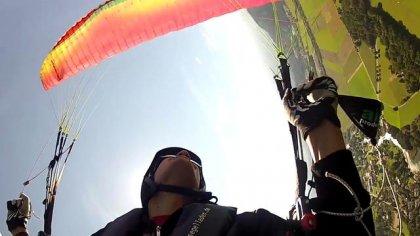 Paragliding Summer 2k12