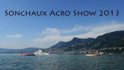 Sonchaux Acro Show 2013