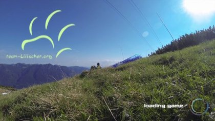 team liiischers proglider 2014 - trailer