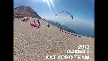 KAT Acro Team, Öludeniz, 2013