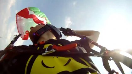 Paragliding Freestyle Season 2013