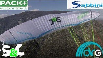 Organya acro paragliding 2018 (ep.1)