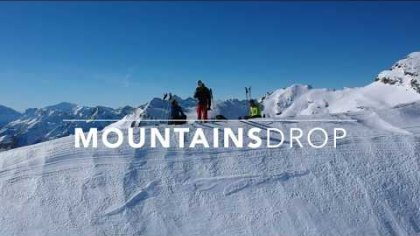 mountainsdrop
