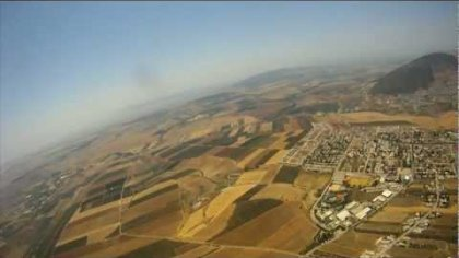 Across country israel