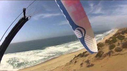 Billy purden at Marina sand dunes