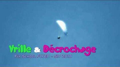 Parapente Freestyle - Vrille & Décrochage - SIV