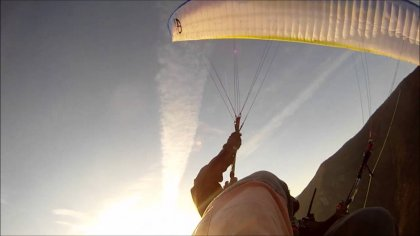 SAT Training Rise 2 Air Design - Acro Paragliding