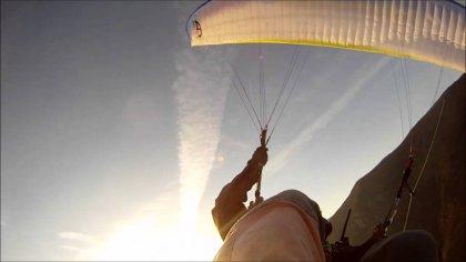 SAT Training Rise 2 Air Design - Acro Paragliding
