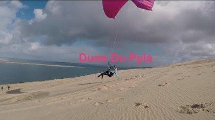 Dune Du Pyla Paragliding Pixie