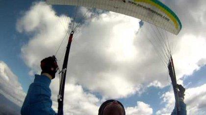 Acro Paragliding Bright