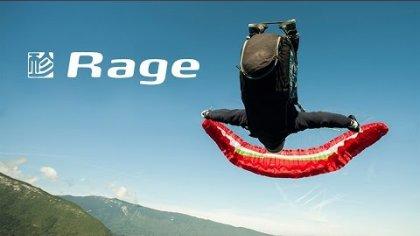 GIN GLIDERS ::: Rage -- Acro Glider