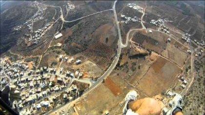 Sat training in Camon mt', Israel 11/2011 omri bendety