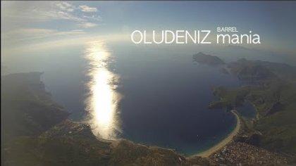 Paragliding OLUDENIZ mania HD