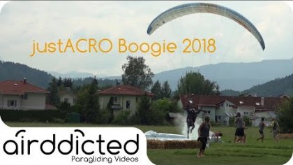 justACRO Boogie 2018 airddicted aftermovie