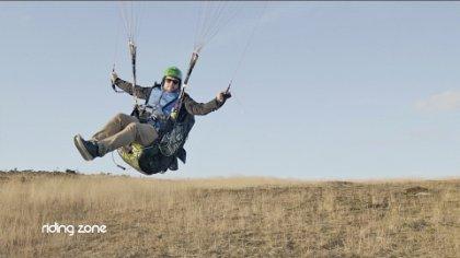 Proximity Flying : Parapente de précision avec Laurent Roudneff !
