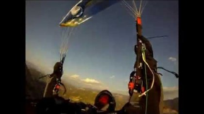 Helico Freestyle 3 - Acro Paragliding