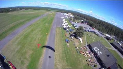 Play with paramotor  startmoen day 4