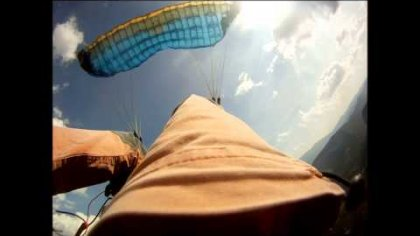 Stall Acro Paragliding