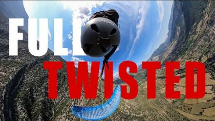 FULL TWISTED ⎜ACRO PARAGLIDING BOUNDARIES