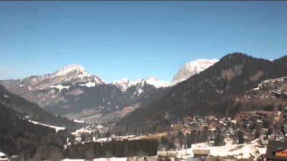 Chatel - Acro paragliding - 13.03.15