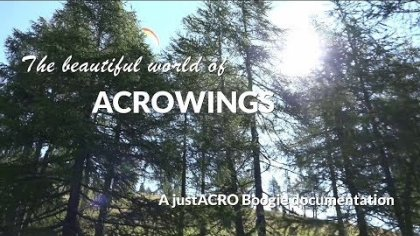 "justACRO-Boogie 2018 Videospecial ""The Acrowings Documentation"""