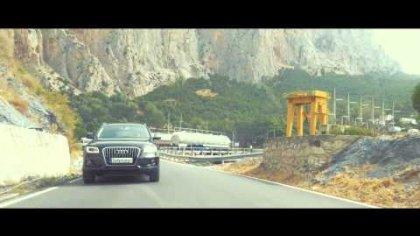 Audi Safamotor - Colaboración David Tejeiro (arco rider)