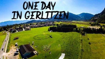 ONE DAY IN GERLITZEN PARAGLIDING ACRO