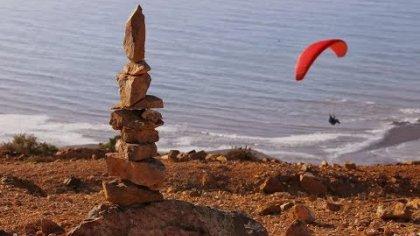 Flying Morocco