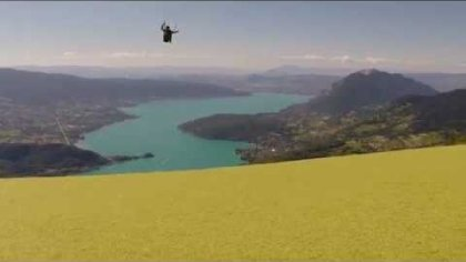 Take-Off in Annecy