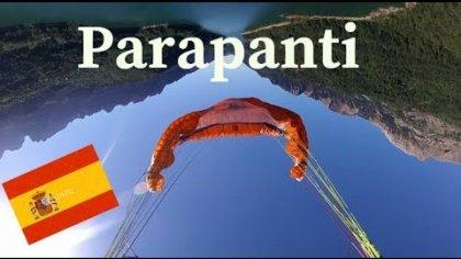 Aerobatic Paragliding Spanish Championship - Parapanti