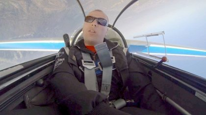 Above the gravity  - Sailplane episode