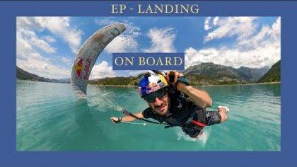 ON BOARD - LANDING