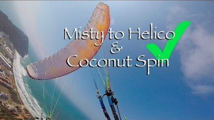 My First Misty to Heli, Coconut Spin (RedOut19)| Max Martini