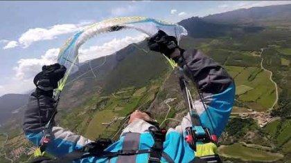 Organya Acro Paragliding 2018 (Ep.2)