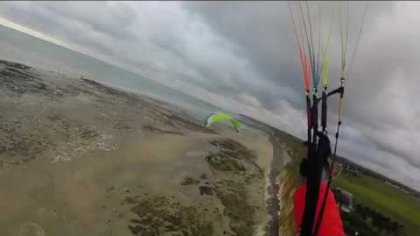 paragliding soaring saint aubin