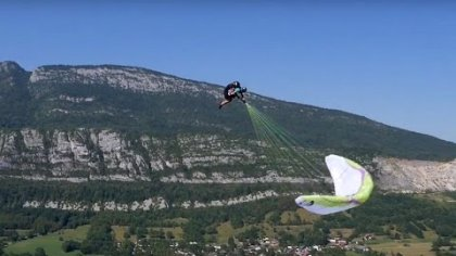 Highlights | FAI World Paragliding Aerobatic Championships 2016