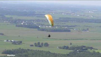 What I do: Acro Paragliding Canada 2013