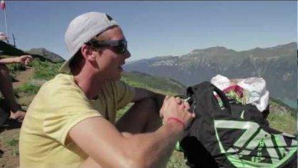 Swiss Championships-Aerobatic Paragliding 2012 Axalp Brienz